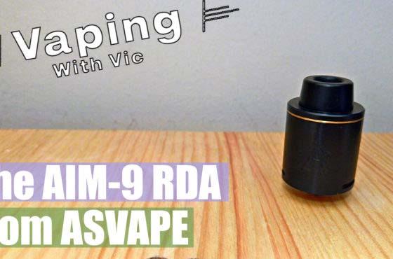 Aim-9 RDA by AsVape