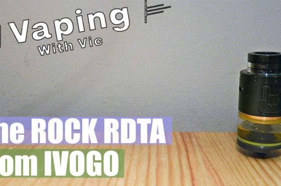 Ivogo Rock RDTA