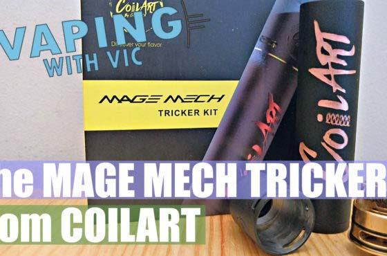 Coil Art Mage Mech Tricker Kit