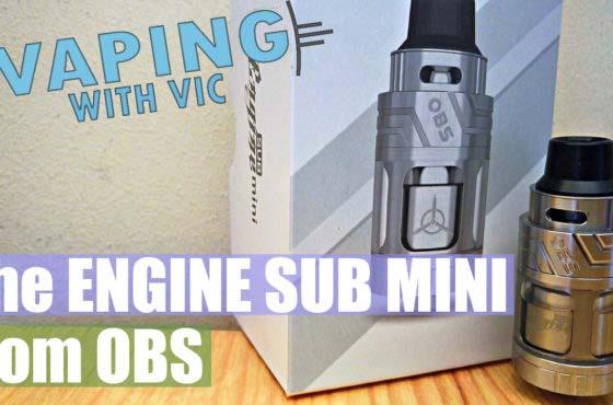 OBS Engine Sub Mini