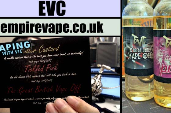 Empire Vape Co – Full Line