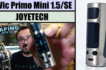 Joyetech eVic Primo Mini 1.5/SE Review – Same as the old one, but with a board tweek