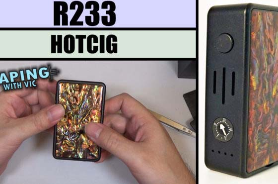 HotCig R233 Review – The update of the original 150, and it takes the panels!