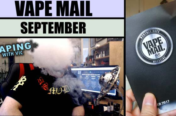 Vape Mail – September
