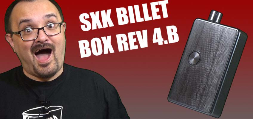 SXK Billet Box Rev 4.B Review – A good clone of a classic?