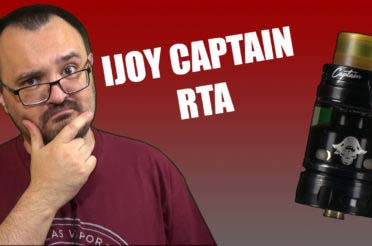 iJoy Captain RTA Review – Its not an RDTA!  YAY!
