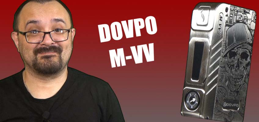 DovPo M VV Mod Review – DovPo go back to basics…