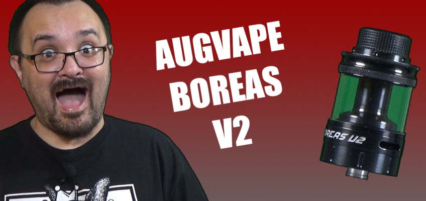 AugVape Boreas V2 Review – Just how good is it?