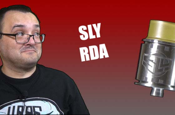 Sly RDA by Pinoy Underground Customs Review – Very interesting design…