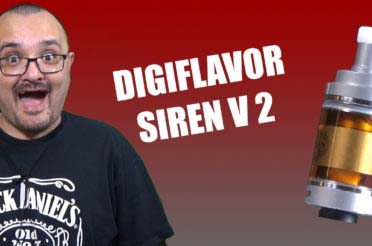 Digiflavor Siren V2 Review + Build (Retail Version) – The next version of the Siren MTL