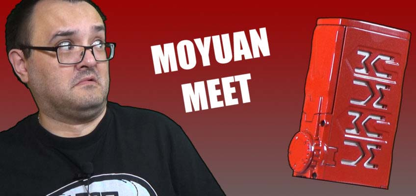 Moyuan Meet Review – Moyuan's next potentiometer mod