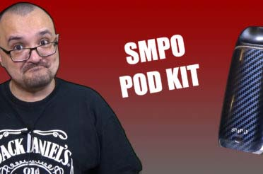 SMPO Pod Kit Review – Ohhhhh boy, the throat hit