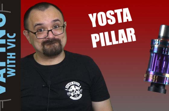 Yosta Pillar Review – A decent little budget tank