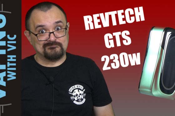 Rev Tech GTS 230w Review – The biggest of the Rev Tech range