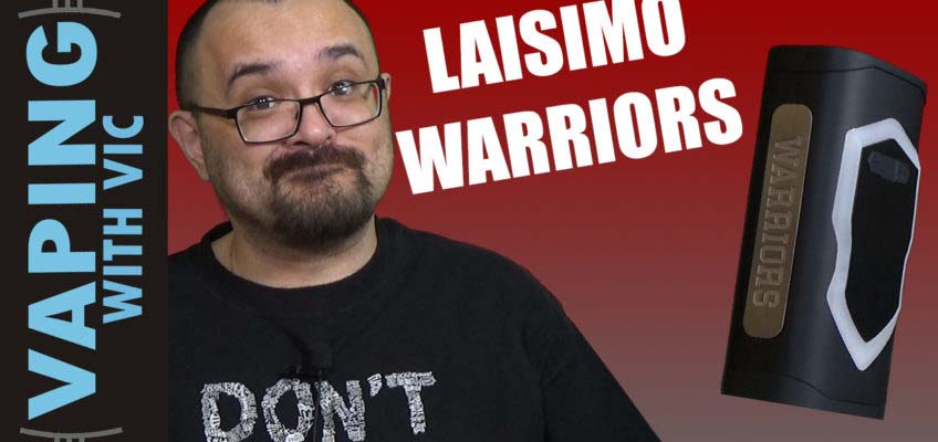 Laisimo Warriors Review – An 18650 or 20700 mod