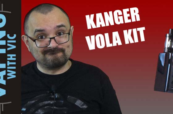 Kanger Vola Kit Review – A mod that grows with the vaper
