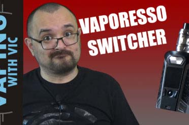 Vaporesso Switcher Mod Review – Gotta accessorize…