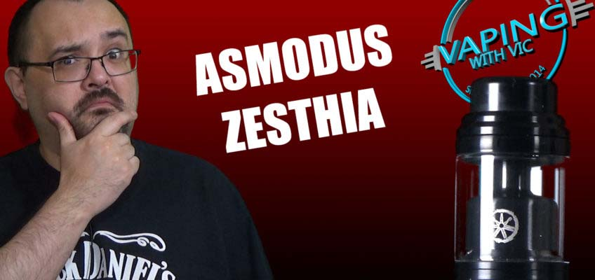 Asmodus Zesthia RTA Review – Asmodus goes single coil…