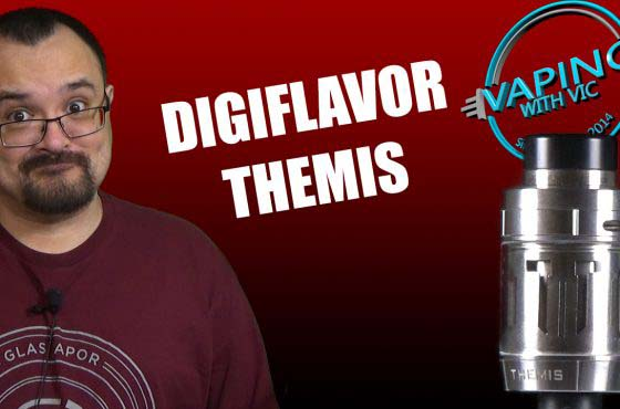 DigiFlavor Themis RTA Review – Two RTA's with two different coil styles