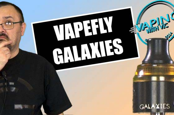 VapeFly Galaxies MTL RDA Review – …an MTL RDA that works?