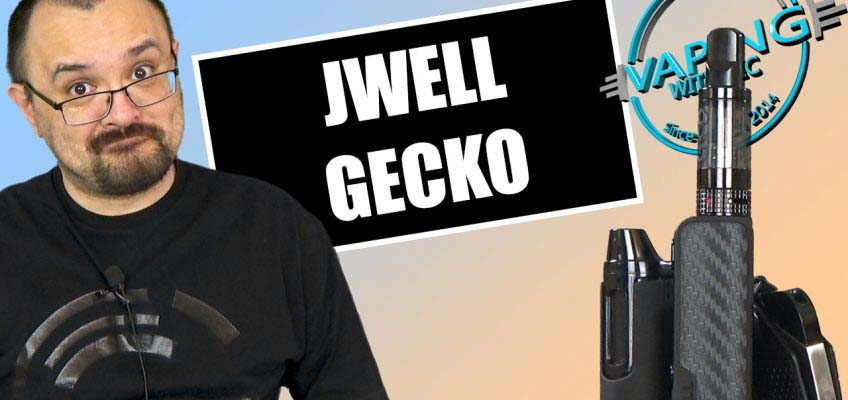 JWell Gecko Range Review – Gecko, Gecko Slim and La Carte in one review…