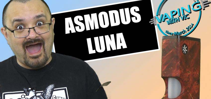 Asmodus Ultroner Luna Review – A more traditional looking squonker