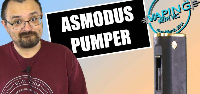 Asmodus Pumper 18 and 20/21 Review – …pump it up, while your feet are stompin'…