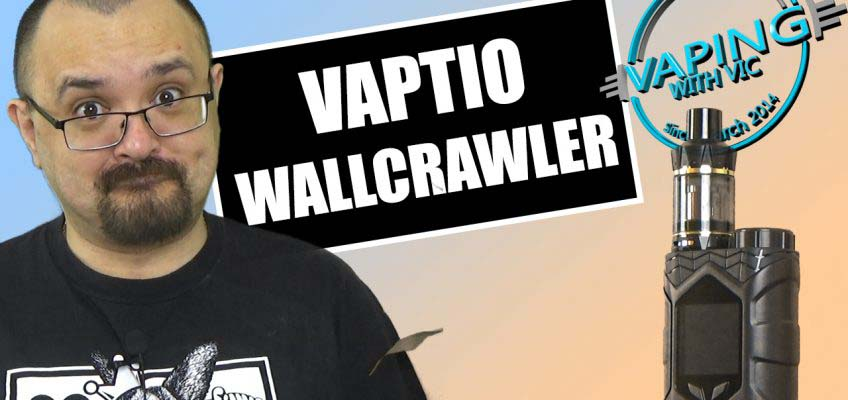 Wall Crawler Kit (by Vaptio) Review – The Pico-esque kit from Vaptio
