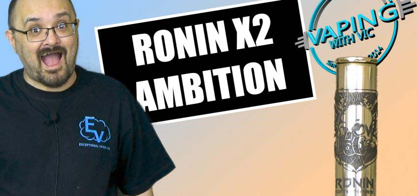Ronin X2 Ambition by DripN Revolution Review – One for the mech fans