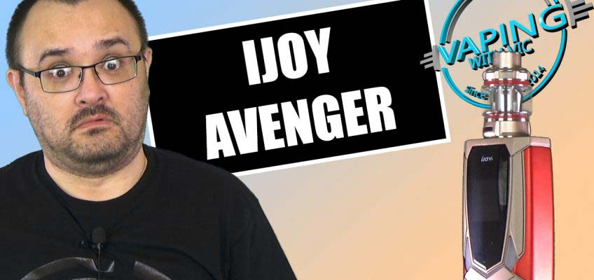 iJoy Avenger Kit Review – …with added voice control…