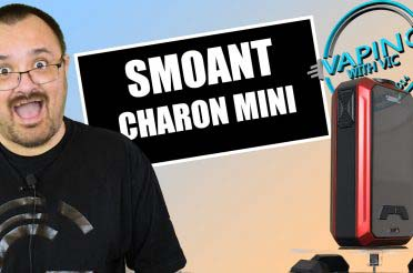 Smoant Charon Mini Review – Small but still powerful