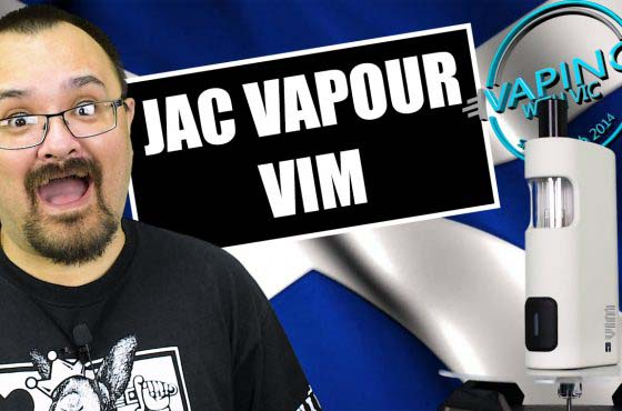 JAC Vapour VIM Review – JAC does a side by side mod…