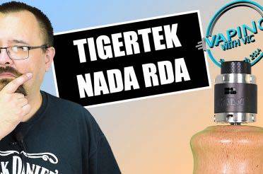 VapnFagan and TigerTek NADA RDA Review – Fagan throws his hat into the ring…