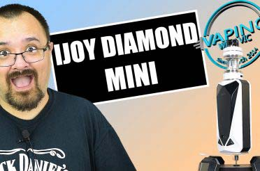 iJoy Diamond Mini Review – Its the Diamond… but smaller