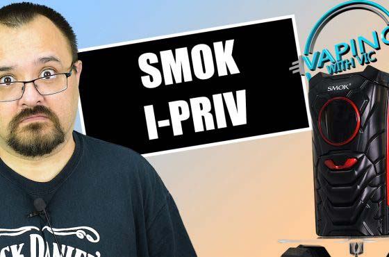 SMOK I-Priv Kit Review – Iffy voice control….