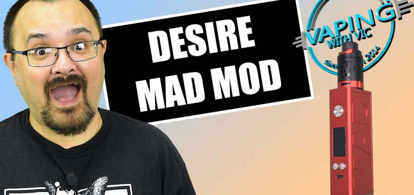 Desire Design Mad Mod Review – Not mad…but tall…