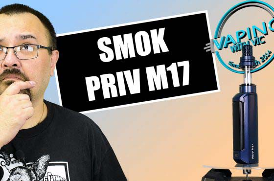 SMOK Priv M17 Review – A mouth to lung setup… from SMOK?!