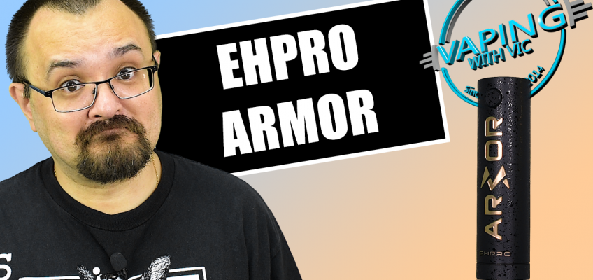 EHPro Armor (Prime) Review – Looks like a mech, but isnt