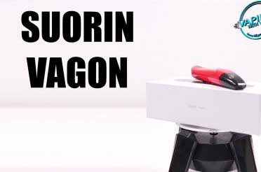 Suorin Vagon Review – Suorin's next MTL kit
