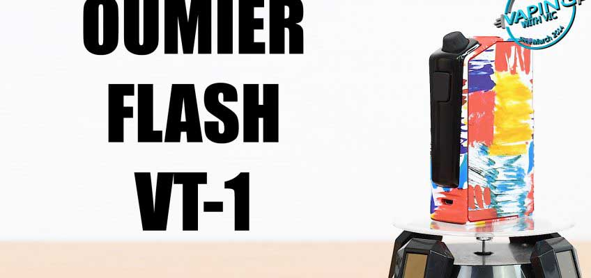 Oumier Flash VT-1 Review – A decent mod at a VERY good price…