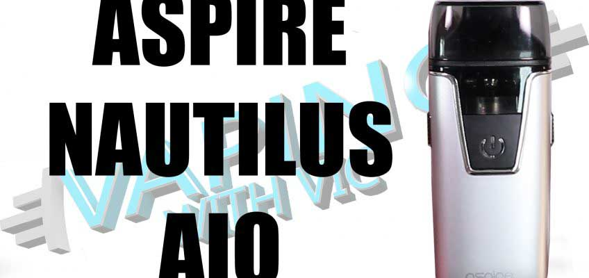 Aspire Nautilus AIO Review – Its a Breeze, with a Nautilus coil…