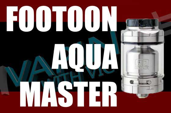Footoon Aqua Master Review – ….with weird piston airflow thingys…