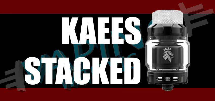 Kaees Stacked RTA Review – Interesting deck…