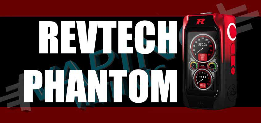 RevTech Phantom Kit Review – BIIIIG screen….