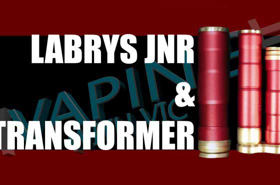 Labrys Jnr and Transformer Kit by BaCo Review – Seriously configurable
