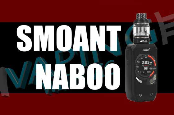 Smoant Naboo Kit Review – No Gungan's in sight…