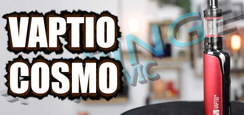 Vaptio Cosmo Kit Review – A decent little starter kit