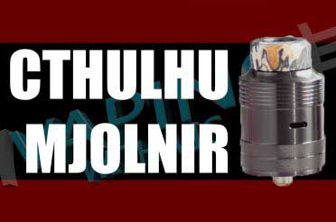 Cthulhu Mjölnir Review – Single coil by Anthony Vapes