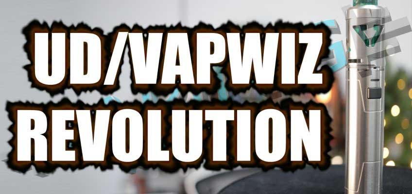 UD / Vapwiz Revolution and Seer Review – The latest kit from UD