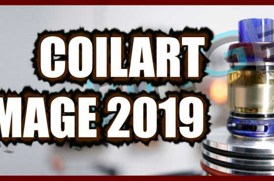 Coilart Mage RTA 2019 Edition Review – The Mage gets a facelift…